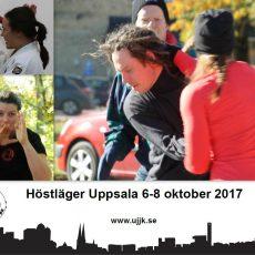Höstläger i Uppsala 6-8 oktober