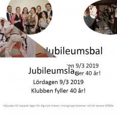 Jubileumsläger och Jubileumsbal